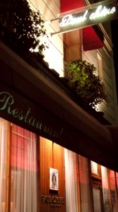 Paul Chene Restaurant Paris France