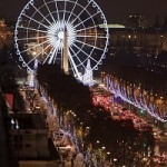 Christmas and New Years Eve in Paris