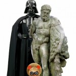 From Hercules to Darth Vader in the Louvre Museum