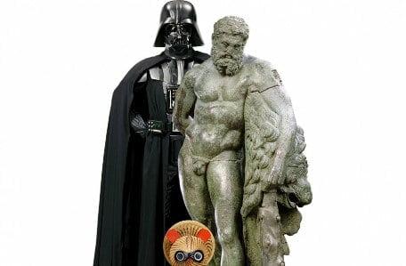 From Hercules to Darth Vader