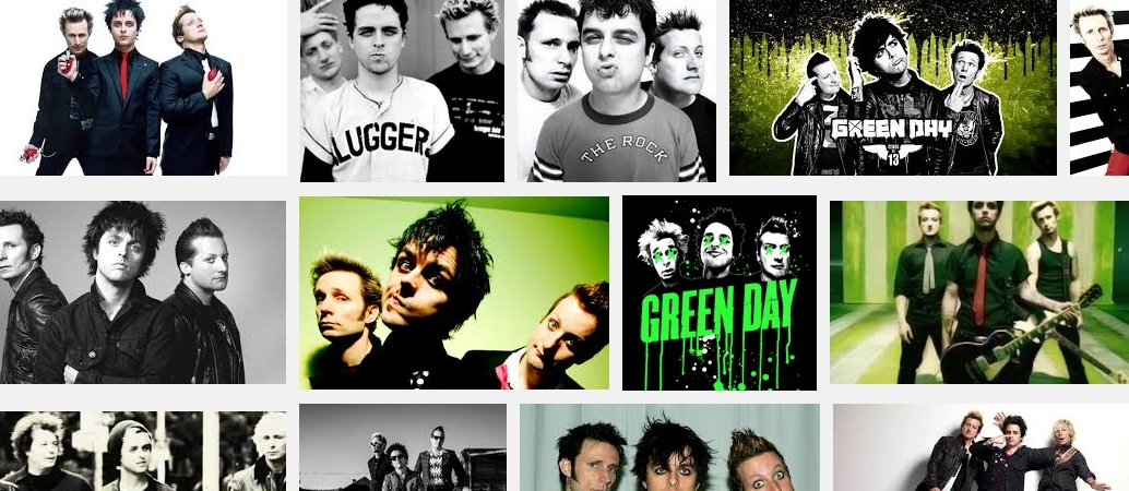 Green Day concert in Paris