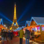 Christmas markets in Paris 2017