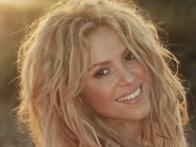 Shakira Paris