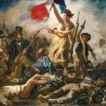 Eugène Delacroix in the Louvre Museum [Exhibition]